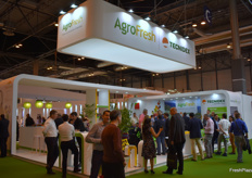 Le stand d'Agrofresh