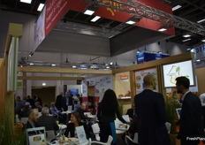 Le stand de St. Charles Export