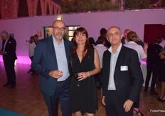 Christophe Petitjean, Isabelle Wolter et Charles Soussin de Tungstene Cration