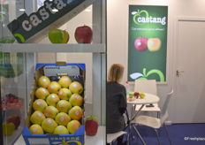Castang était présente au Fruit Attraction