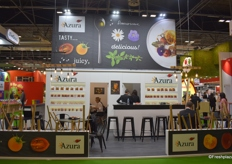Azura était présente au Fruit Attraction 2019