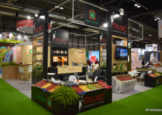 Harmonie Mylord était présente au salon Fruit Attraction